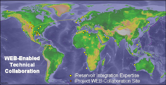 iProject Map